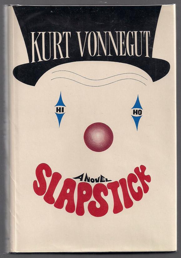 """Kurt Vonnegut """"Slapstick albo nigdy więcej samotności!"""""""