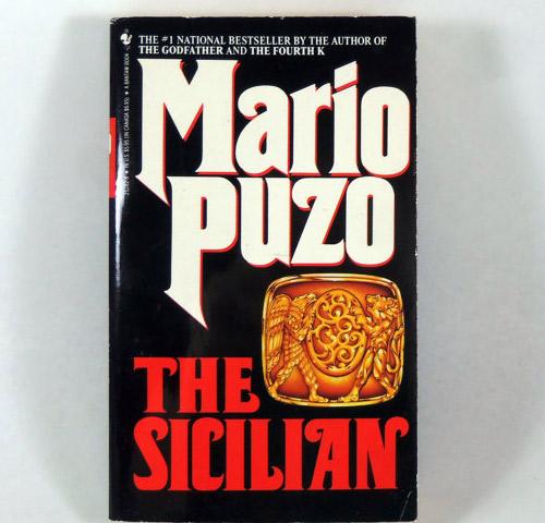 """Mario Puzo """"Sycylijczyk"""""""