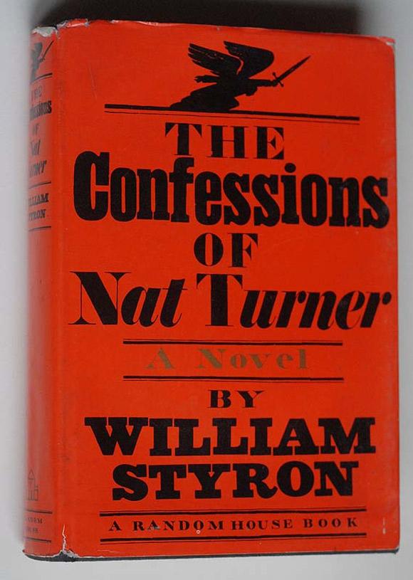 "William Styron ""Wyznania Nata Turnera"""