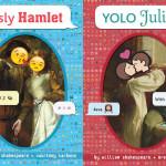 Penguin wydał dzieła Szekspira pisane językiem nastolatków