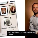 Krewny Tołstoja sfotografował żyjących potomków pisarza