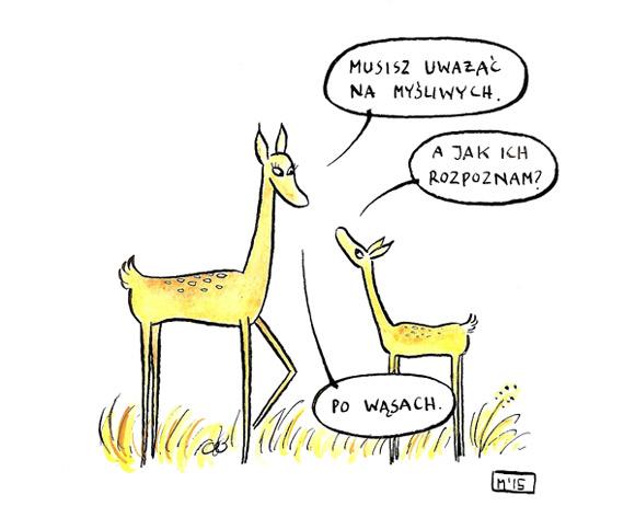"Michał Rzecznik ""Sarenki"""