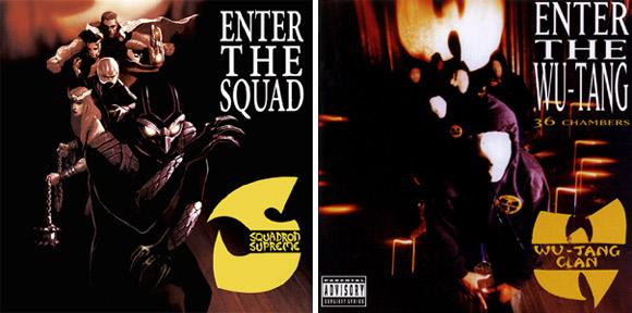 "Squadron Supreme #1 (Wu-Tang Clan ""Enter the 36 Chambers"")"