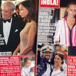 Mario Vargas Llosa rozszedł się z żoną dla matki Enrique Iglesiasa