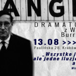 Spotkanie z twórczością Williama S. Burroughsa w krakowskim Teatrze Barakah