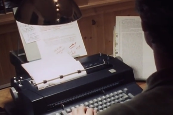 Philip Roth - IBM Selectric.