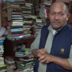 """Śmieciarz z Bogoty przez dwadzieścia lat """"uratował"""" 20 000 książek"""