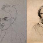 Szkic przedstawiający Charlotte Brontë zidentyfikowano jako autoportret pisarki