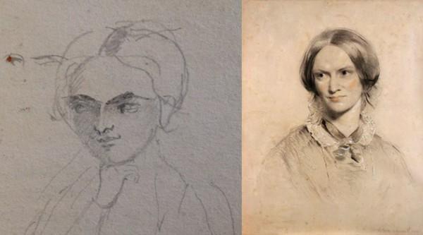autoportret-charlotte-bronte