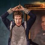 Benedict Cumberbatch w roli Hamleta! Jedyna okazja, aby zobaczyć na żywo spektakl brytyjskiego Teatru Narodowego
