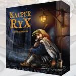 Powstaje gra planszowa na podstawie cyklu książek o Kacprze Ryksie