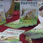 """Asteriks powrócił w nowym albumie. """"Papirus Cezara"""" już w księgarniach"""