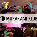 Na placu Zbawiciela w Warszawie otwarty zostanie Klub Murakamiego