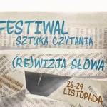 4. edycja Festiwalu Sztuka Czytania w Gdańsku