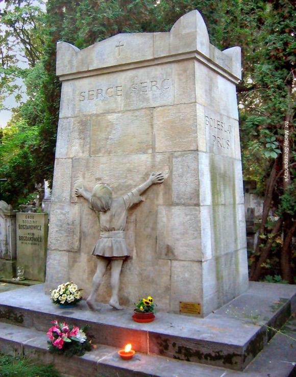 Bolesław Prus (Cmentarz Powązkowski, Warszawa)