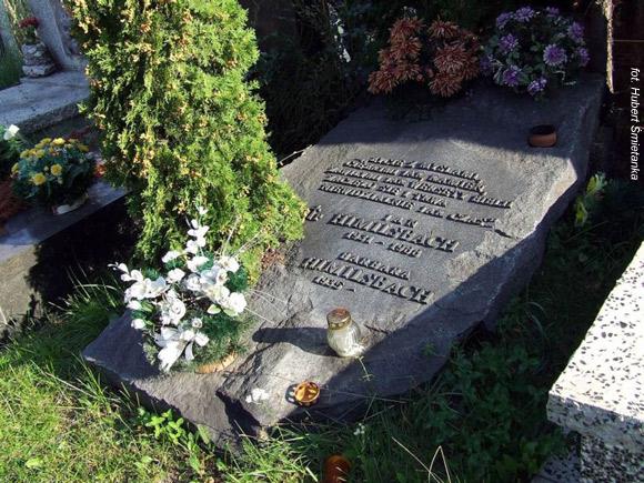 Jan Himilsbach (Cmentarz Komunalny Północny, Warszawa)