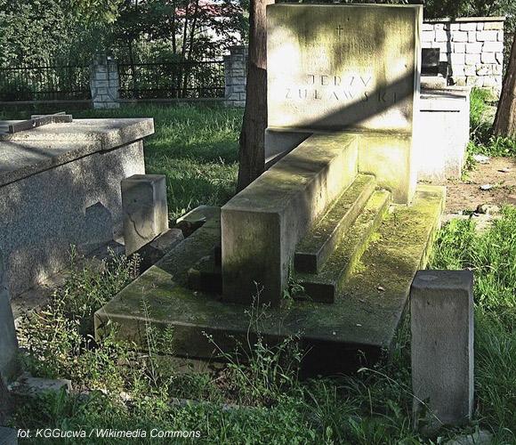 Jerzy Żuławski (Cmentarz Wojskowy, Dębica)