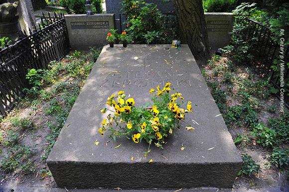 Stefan Żeromski (Cmentarz Ewangelicko-Reformowany, Warszawa)