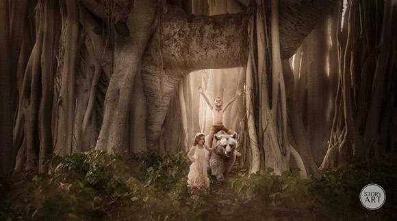 """""""Księga dżungli"""""""