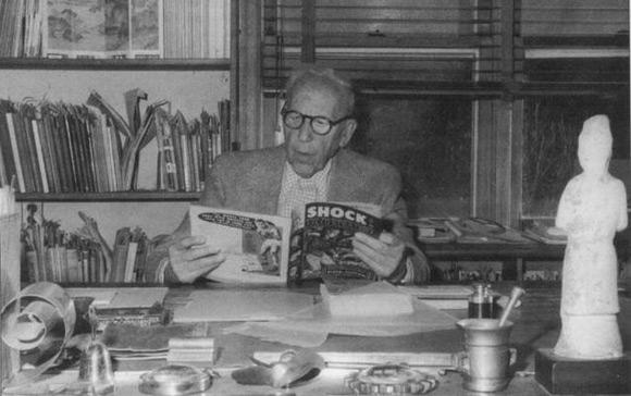 Fredrick Wertham.