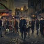 Bohaterowie z powieści Charlesa Dickensa spotkają się w jednym serialu