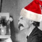 Mark Twain pisze list do swej córki, podając się za św. Mikołaja