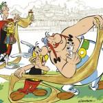 36. tom Asteriksa najlepiej sprzedającą się książką 2015 roku we Francji