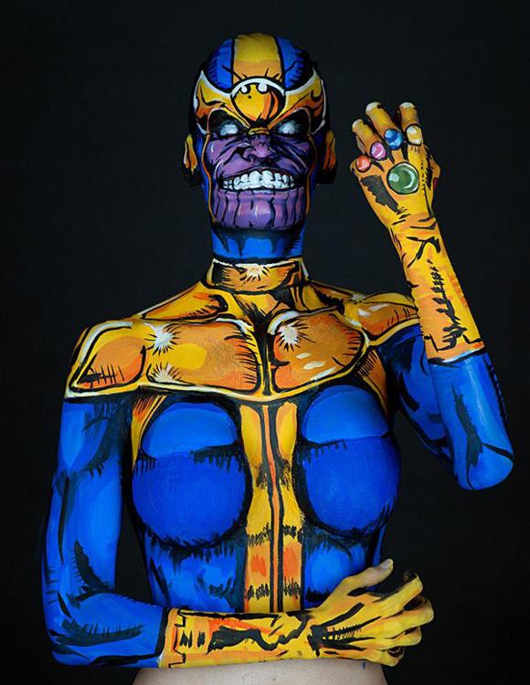 """Thanos z """"Ataku tytanów"""""""