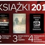 Erotyki i kryminały największymi zeszłorocznymi bestsellerami książkowymi na Empik.com