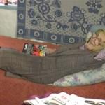 Z miłości do książek 82-letnia Wołynianka pokonuje piechotą 7 kilometrów do biblioteki