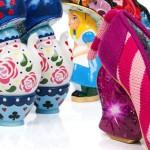 """Irregular Choice wypuszcza kolekcję butów inspirowanych """"Alicją w Krainie Czarów"""""""