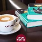 Kawiarnie Costa Coffee stawiają na książki. Sieć nawiązała współpracę z wydawnictwem Prószyński i S-ka