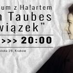"""""""Rozwiązek"""" Susan Taubes, czyli Dramatorium z Ha!artem dzisiaj w krakowskim ArtCafe Barakah"""
