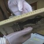 Egzemplarz Baśni Braci Grimm należący do Anne Frank zostanie wystawiony na aukcji