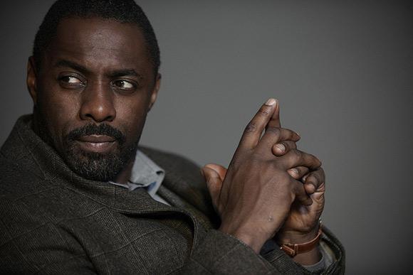 Idris Elba, który wcieli się w Rolanda.