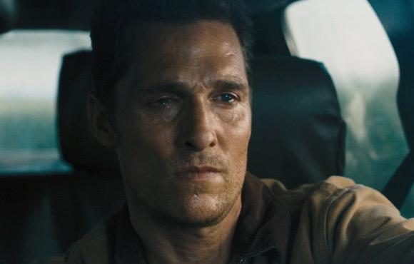 Matthew McConaughey, czyli Człowiek w czerni.