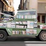 Broń Masowego Nauczania: książkowy czołg na ulicach Argentyny