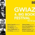 Znamy nazwiska zagranicznych gwiazd Big Book Festival 2016!