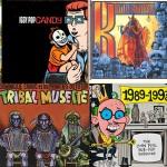 Okładki płyt autorstwa cenionych światowych twórców komiksowych