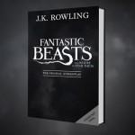 """J.K. Rowling wyda scenariusz filmu """"Fantastyczne zwierzęta…"""" w formie książki"""