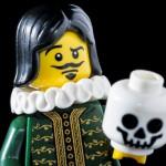Lego uczciło 400. rocznicę śmierci Szekspira animacją poklatkową ze scenami z jego słynnych dzieł