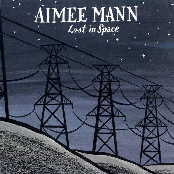 "Okładka Setha do płyty Aimee Mann ""Lost In Space""."