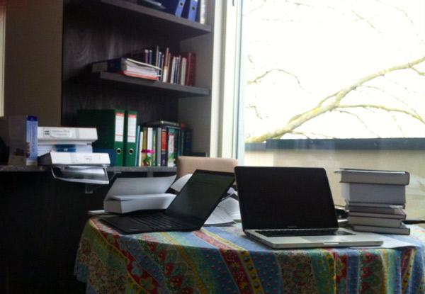 Okrągły stół w Oksfordzie.