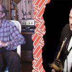Robert Crumb nie zostawia suchej nitki na saksofoniście freejazzowym Matsie Gustafssonie