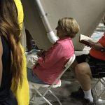 66-latek wolał czytać książkę podczas koncertu Beyoncé