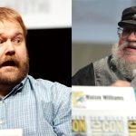 """Robert Kirkman jest rozczarowany, że George R.R. Martin ujawnił zakończenie swojej sagi twórcom serialu """"Gra o tron"""""""