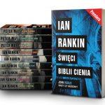 """""""Newsweek"""" wypuszcza serię kryminałów Iana Rankina i Petera Maya. Jako pierwszy idzie premierowy tom z Johnem Rebusem"""