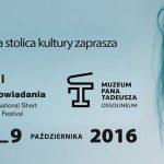 12. Międzynarodowy Festiwal Opowiadania we Wrocławiu