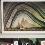 Książkowe dioramy ? zobacz, jak Lisa Swerling odtwarza zapamiętane sceny z ulubionych powieści