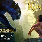 """Konkurs z """"Księgą dżungli"""" z okazji premiery filmu na Blu-ray 3D, Blu-ray i DVD [ZAKOŃCZONY]"""